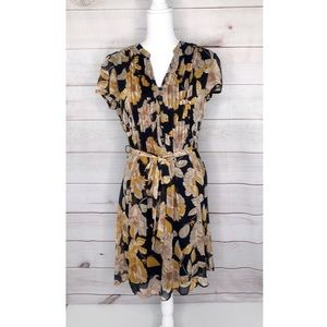 JBS floral dress size 10